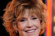 Jane Fonda Short Straight Cut