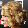 January Jones Hair - Curled Out Bob