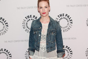 January Jones Denim Jacket