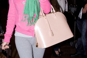 Jayde Nicole Patent Leather Tote