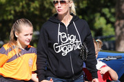 Jennie Garth Zip-up Jacket