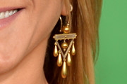 Jennifer Aniston Chandelier Earrings