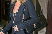 Jennifer Aniston Leather Shoulder Bag
