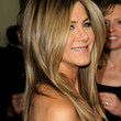 Jennifer Aniston Hair - Long Straight Cut