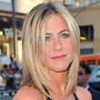 Jennifer Aniston Hair - Medium Layered Cut