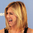 Jennifer Aniston Hair - Medium Straight Cut