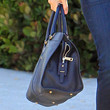 Jennifer Garner Handbags - Leather Bowler Bag
