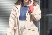 Jennifer Garner Military Jacket