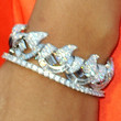 Jennifer Hudson Jewelry - Diamond Bracelet