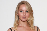 Jennifer Lawrence Shoulder Length Hairstyles