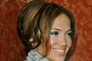 Jennifer Lopez French Twist