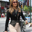 Jennifer Lopez Zip-up Jacket
