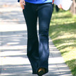 Jennifer Love Hewitt Clothes - Flare Jeans