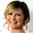 Jennifer Nettles Hair - Loose Bun