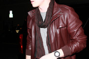Jesse McCartney Knit Scarf
