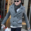 Jesse McCartney Pea Coat
