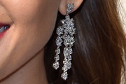 Jessica Alba Chandelier Earrings