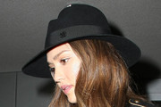 Jessica Alba Dress Hats