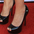 Jessica Barth Peep Toe Pumps
