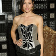 Jessica Biel Clothes - Corset Top