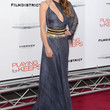 Jessica Biel Clothes - Evening Dress