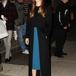 Jessica Biel Clothes - Wool Coat