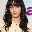 Jessica Brown-Findlay   Long Wavy Cut with Bangs