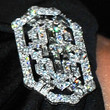 Jessica Simpson Jewelry - Diamond Brooch