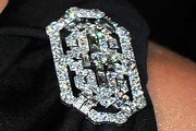 Jessica Simpson Diamond Brooch