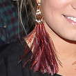 Jessica Simpson Jewelry - Feathered Earring