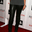 Jessica Sutta Clothes - Leather Pants