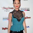 Jessica Sutta Clothes - Peplum Top