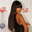 Jessica White Long Straight Cut with Bangs