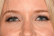 Jessy Schram Metallic Eyeshadow