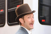 Jude Law Top Hat