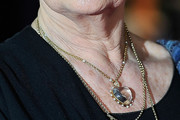 Judi Dench Heart Pendant