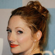 Judy Greer Hair - Bobby Pinned updo