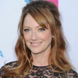Judy Greer Hair - Half Up Half Down