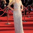 Julianna Margulies Clothes - Strapless Dress