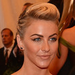 Julianne Hough Bobby Pinned updo