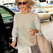 Julianne Hough Clothes - Loose Blouse