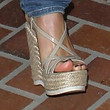 Julianne Hough Wedges