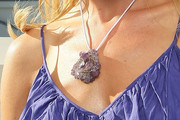 Julie Benz Gemstone Pendant