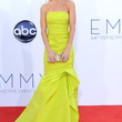 Julie Bowen Clothes - Strapless Dress