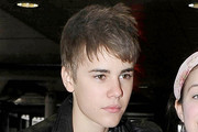 Justin Bieber Short Straight Cut
