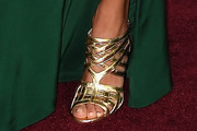 Jana Kramer Strappy Sandals