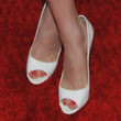 Kaley Cuoco Shoes - Peep Toe Pumps