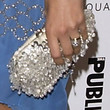 Karolina Kurkova Beaded Clutch