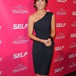 Kate Beckinsale Clothes - One Shoulder Dress