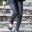 Kate Beckinsale Clothes - Skinny Pants
